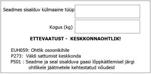 OKA-kleebis